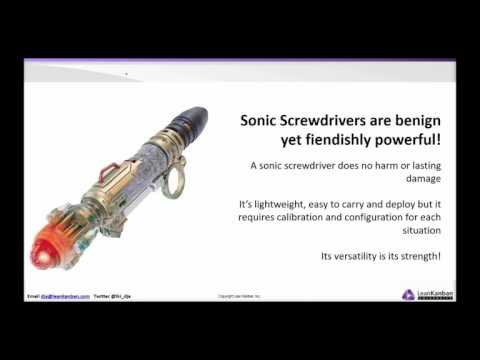 Classes of Service - the sonic screwdriver of Kanban Coaching ...
