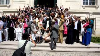 preview picture of video 'SLX - Mariage de Zabraty&Manu.'