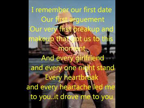 Gerald Levert I was made to love You lyrics