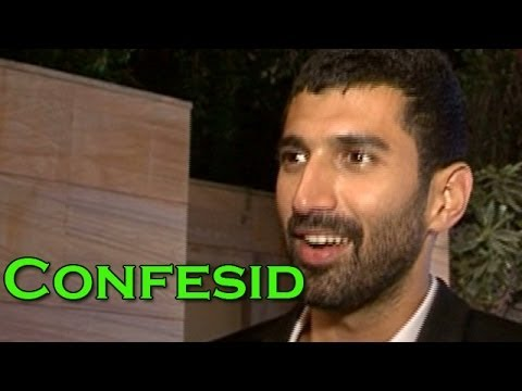 Aditya Roy Kapur's Candid confession on zoOm (видео)