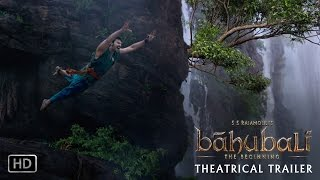 Baahubali - The Beginning | Theatrical Trailer