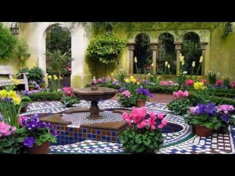 Most Beautiful Gardens in Europe (HD1080p)