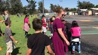 APEX Dana Elementary Water Balloon Fight 2017 round 2