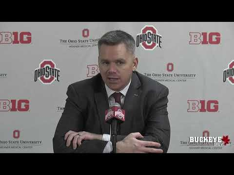 Ohio State Buckeyes Basketball: Chris Holtmann disappointed with game vs. Illini