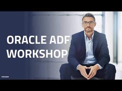 ‪Oracle ADF workshop احجز الان كورس‬‏