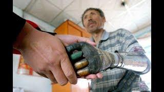 Фейк или Правда? Китаец создал себе протезы. Скрипачка с бионической рукой