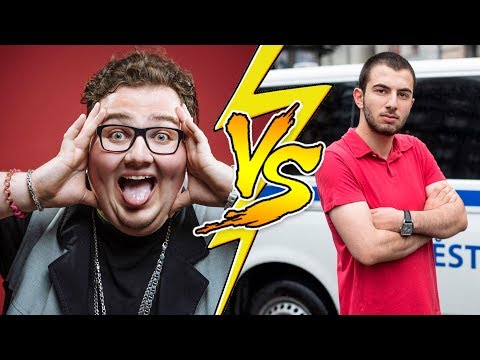 FATTYPILLOW VS MIKEJEPAN !!!