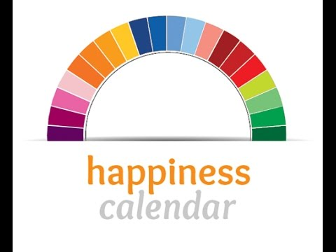 Soul Nutrition : The Happiness Calendar