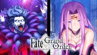 Gilles de Rais  - (Fate/Grand Order) - Medusa vs Gilles de Rais [FGO NA Loli Event]
