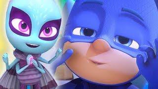 PJ Masks Episode | CLIPS | ⭐️Meet Motsuki ⭐️ Minding Motsuki | NEW | Cartoons for Kids