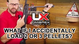 How To Remove Pellets Jammed In Synergis Air Rifle : Umarex Airguns