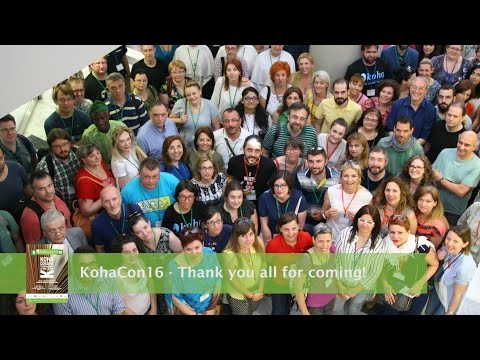 KohaCon16 - Final video
