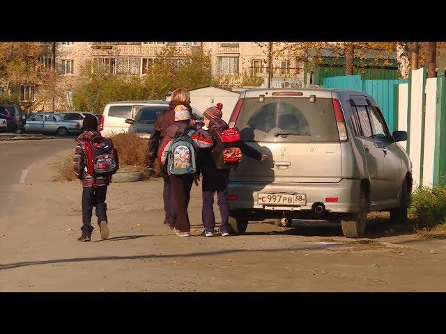 В Ангарске задержан похититель школьницы