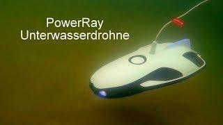 Power Vision PowerRay Unterwasserdrohne von Foto Erhardt