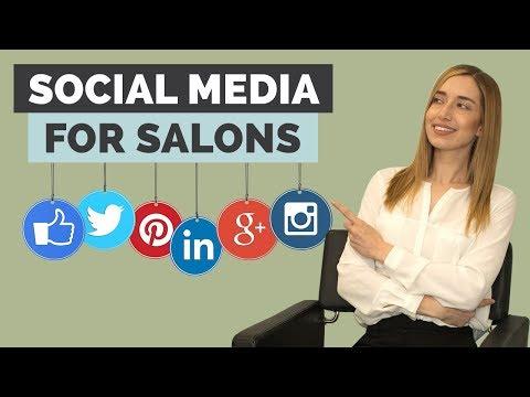 Social Media Marketing Ideas For Salons & Hair Stylists