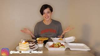 AWESOME INDIAN FOOD! Indi Tries Various Indian Dishes And Desert!