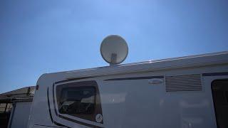 Wohnmobil Satellitenanlage Astra. So funktioniert's.