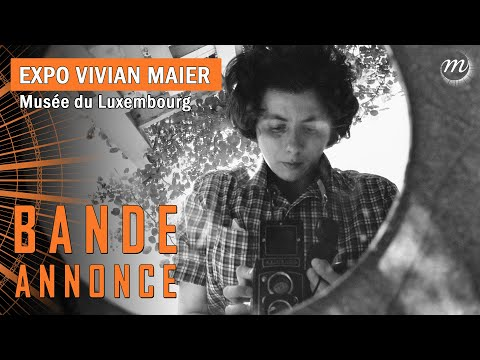 Exposition Vivian Maier au Musée du Luxembourg