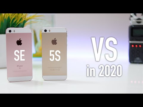 Apple iPhone 5S VS iPhone SE in 2017 - Worth the Upgrade?