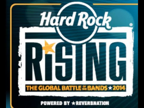 Hard Rock Cafe - Battle of the Bands Contest - VOTE for Luscious Purr