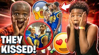 JAY & EMILY FINALLY KISSED😍& HER BROTHER DIDN'T LIKE THAT!