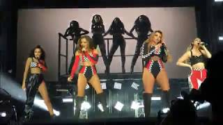 Little Mix Salutedown And Dirty Mashup Live  5  June Denmark
