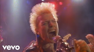 Billy Idol Rebel Yell Video