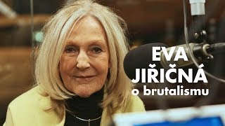 Eva Jiřičná o brutalismu | Kholo.pk