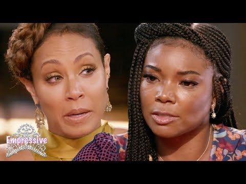 , title : 'Jada Pinket Smith and Gabrielle Union confront each other after 17 years of feuding'