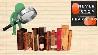 How to Critically Analyze Literature (2018)