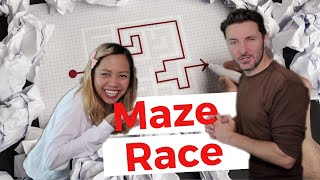 Maze Race - Fun & Games Ep2 (With a guest)