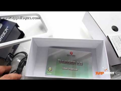 Appdisqus Review : แกะกล่อง Cherry Mobile Thunder 2.0 (เครื่องขายไทย)