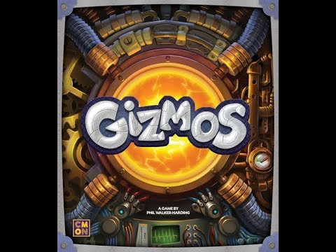 Bower's Game Corner: Gizmos Review