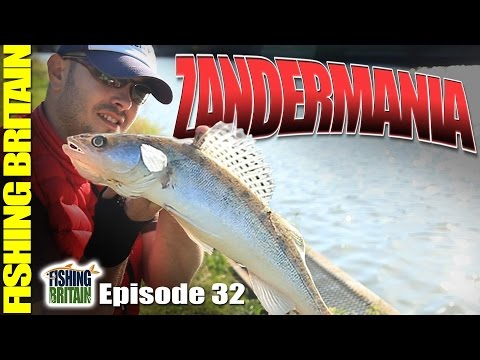 Zandermania – Fishing Britain, episode 32