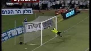 מכבי חיפה - אקטובה מוק' ליגת האלופות סיבוב 3 עונת 2009/10