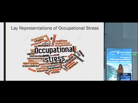 T. Ntetsika - Reflections of the concept of stress on popular culture
