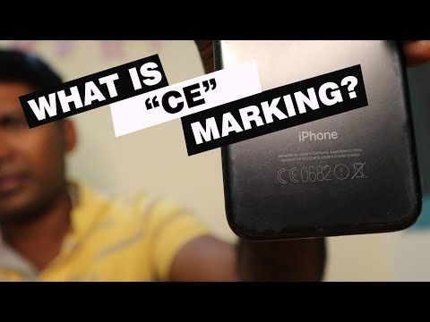 What does the CE marking on iPhone actually mean? - YouTube