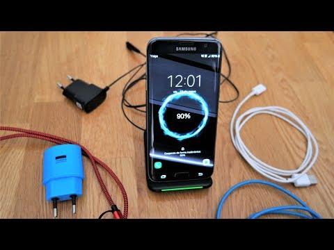 Cargador inalámbrico ultra rápido: di adiós a los cables
