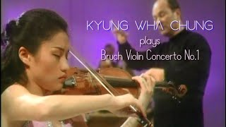 Kyung Wha Chung plays Bruch violin concerto No.1  (1974)