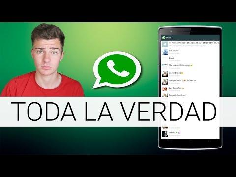 Video Hackear Whatsapp y Espiar Conversaciones ¿Se puede? | 2017