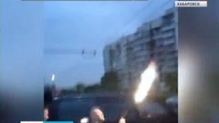 Вести-Хабаровск. Стрельба около торгового центра