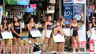 Bangla Road In The Daytime - Phuket, Thailand