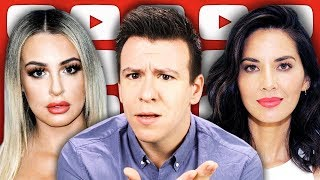 Why People Are Freaking Out About Olivia Munn, Tana Mongeau, Dallas PD, Nike Fallout, & More...