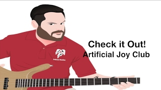 Check it Out: Episode 7.  Artificial Joy Club