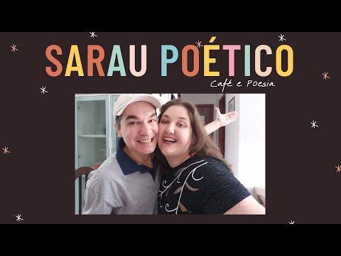 Sarau Poético Café e Poesia