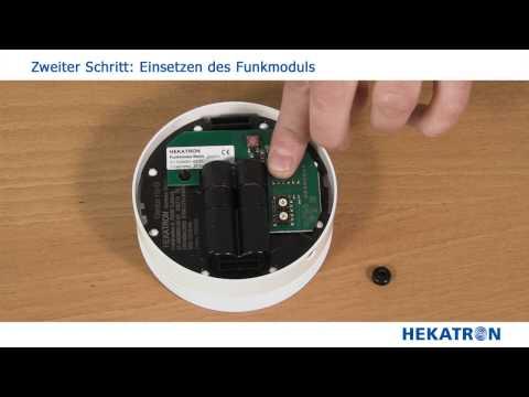 Inbetriebnahme Genius Hx mit Funkmodul Basis