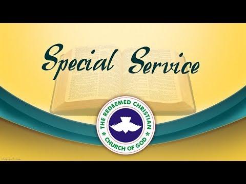 RCCG GAP Dubai SPECIAL SERVICE