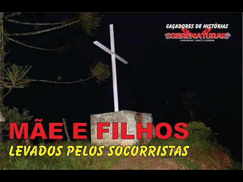 RESGATE DE MÃE E FILHOS PELOS ESPÍRITOS SOCORRISTAS