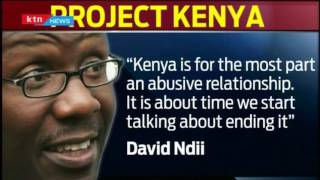 Checkpoint 27th March 2016 [Part 1]:  Should David Ndii be arrested?