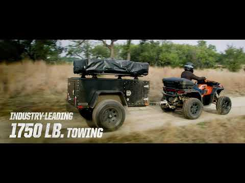 2020 Polaris Sportsman XP 1000 S in Adams, Massachusetts - Video 1